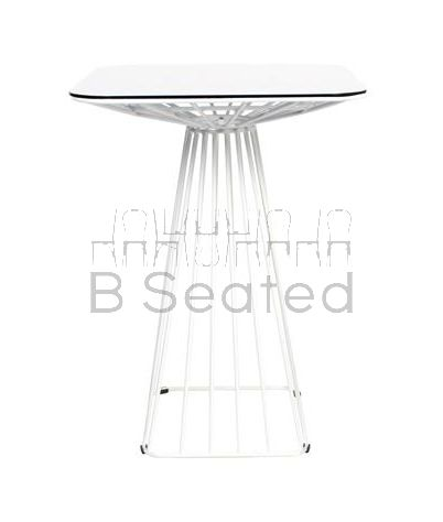 Cage Dry Bar Table